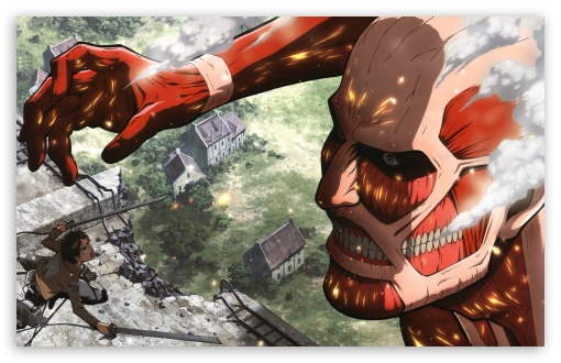 Attack On Titan HD wallpaper for Wide 16:10 5:3 Widescreen WHXGA WQXGA WUXGA WXGA WGA ; HD 16:9 High Definition WQHD QWXGA 1080p 900p 720p QHD nHD ; Standard 4:3 3:2 Fullscreen UXGA XGA SVGA DVGA HVGA HQVGA devices ( Apple PowerBook G4 iPhone 4 3G 3GS iPod Touch ) ; iPad 1/2/Mini ; Mobile 4:3 5:3 3:2 16:9 - UXGA XGA SVGA WGA DVGA HVGA HQVGA devices ( Apple PowerBook G4 iPhone 4 3G 3GS iPod Touch ) WQHD QWXGA 1080p 900p 720p QHD nHD ;