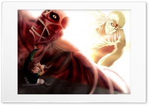 Attack on titan Ultra HD Wallpaper for 4K UHD Widescreen desktop, tablet & smartphone
