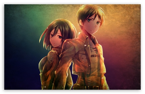 Attack On Titan 3 Ultra Hd Desktop Background Wallpaper For