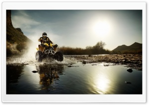 ATV HD Wide Wallpaper for Widescreen