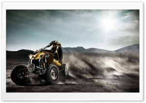 ATV Racing HD Wide Wallpaper for 4K UHD Widescreen desktop & smartphone