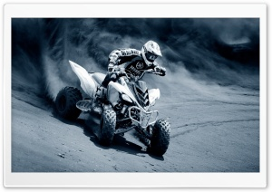 ATV Racing HD Wide Wallpaper for Widescreen