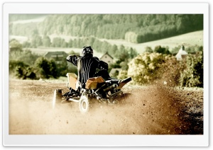 ATV Ride HD Wide Wallpaper for Widescreen