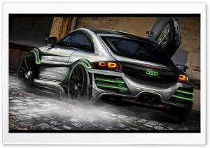 Audi HD Wide Wallpaper for 4K UHD Widescreen desktop & smartphone