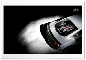Audi HD Wide Wallpaper for Widescreen