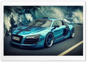 Audi 666 HD Wide Wallpaper for Widescreen