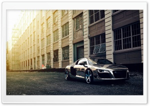 Audi - Legend Perspective HD Wide Wallpaper for 4K UHD Widescreen desktop & smartphone