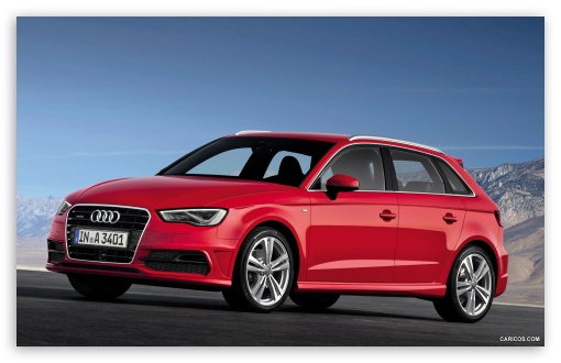 Audi A3 Sportback 2013 HD wallpaper for Wide 16:10 5:3 Widescreen WHXGA WQXGA WUXGA WXGA WGA ; HD 16:9 High Definition WQHD QWXGA 1080p 900p 720p QHD nHD ; Standard 3:2 Fullscreen DVGA HVGA HQVGA devices ( Apple PowerBook G4 iPhone 4 3G 3GS iPod Touch ) ; Mobile 5:3 3:2 16:9 - WGA DVGA HVGA HQVGA devices ( Apple PowerBook G4 iPhone 4 3G 3GS iPod Touch ) WQHD QWXGA 1080p 900p 720p QHD nHD ;