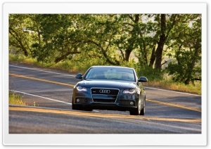 Audi A4 3.2 Quattro Sedan Us Specifications 1 HD Wide Wallpaper for Widescreen