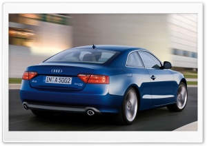 Audi A5 3.0 TDI Quattro Coupe 2 HD Wide Wallpaper for Widescreen