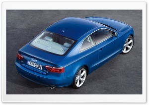Audi A5 3.0 TDI Quattro Coupe 4 HD Wide Wallpaper for Widescreen
