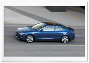 Audi A5 3.2 Coupe Us Spec 1 HD Wide Wallpaper for Widescreen