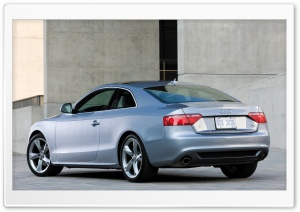 Audi A5 3.2 S Line Coupe Us Specifications 6 HD Wide Wallpaper for Widescreen