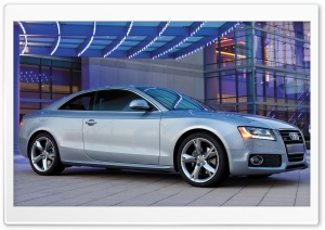 Audi A5 3.2 S Line Coupe Us Specifications 7 HD Wide Wallpaper for Widescreen