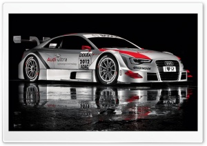 Audi A5 DTM HD Wide Wallpaper for Widescreen