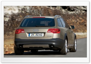 Audi A6 Allroad 3.0 TDI Quattro Car 10 HD Wide Wallpaper for Widescreen