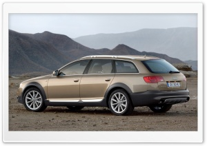 Audi A6 Allroad 3.0 TDI Quattro Car 11 HD Wide Wallpaper for 4K UHD Widescreen desktop & smartphone