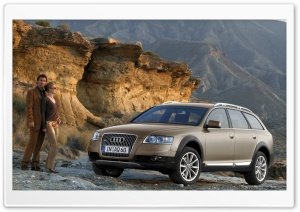 Audi A6 Allroad 3.0 TDI Quattro Car 12 HD Wide Wallpaper for 4K UHD Widescreen desktop & smartphone