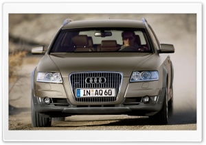 Audi A6 Allroad 3.0 TDI Quattro Car 8 HD Wide Wallpaper for Widescreen