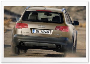 Audi A6 Allroad 3.0 TDI Quattro Car 9 HD Wide Wallpaper for Widescreen