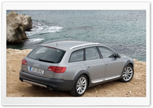 Audi A6 Allroad 4.2 Quattro Car 3 HD Wide Wallpaper for Widescreen