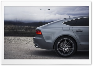 Audi A7 HD Wide Wallpaper for 4K UHD Widescreen desktop & smartphone