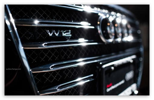 Audi A8 W12 Badge HD wallpaper for Wide 16:10 5:3 Widescreen WHXGA WQXGA WUXGA WXGA WGA ; HD 16:9 High Definition WQHD QWXGA 1080p 900p 720p QHD nHD ; UHD 16:9 WQHD QWXGA 1080p 900p 720p QHD nHD ; Standard 4:3 Fullscreen UXGA XGA SVGA ; MS 3:2 DVGA HVGA HQVGA devices ( Apple PowerBook G4 iPhone 4 3G 3GS iPod Touch ) ; Mobile VGA WVGA iPhone iPad PSP - VGA QVGA Smartphone ( PocketPC GPS iPod Zune BlackBerry HTC Samsung LG Nokia Eten Asus ) WVGA WQVGA Smartphone ( HTC Samsung Sony Ericsson LG Vertu MIO ) HVGA Smartphone ( Apple iPhone iPod BlackBerry HTC Samsung Nokia ) Sony PSP Zune HD Zen ; Dual 4:3 5:4 16:10 5:3 UXGA XGA SVGA QSXGA SXGA WHXGA WQXGA WUXGA WXGA WGA ;