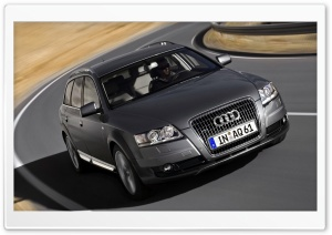 Audi Allroad Quattro HD Wide Wallpaper for Widescreen