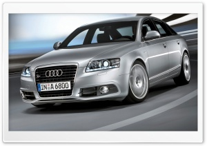 Audi Car 23 HD Wide Wallpaper for Widescreen