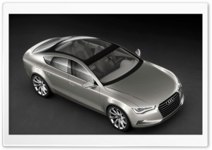 Audi Car 27 HD Wide Wallpaper for Widescreen