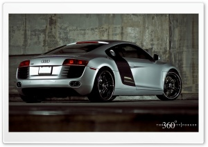 Audi Car 4 HD Wide Wallpaper for Widescreen
