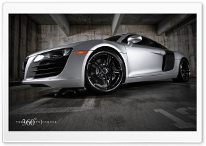 Audi Car 5 HD Wide Wallpaper for Widescreen
