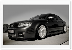 Audi Car 6 HD Wide Wallpaper for Widescreen