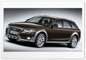 Audi Car 9 HD Wide Wallpaper for Widescreen