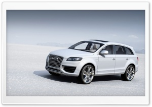 Audi Cars Motors 10 HD Wide Wallpaper for Widescreen