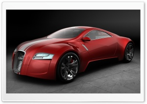 Audi Concept HD Wide Wallpaper for Widescreen