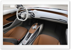 Audi e-tron Beautiful Interior Ultra HD Wallpaper for 4K UHD Widescreen desktop, tablet & smartphone