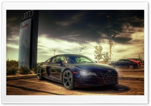 Audi HDR HD Wide Wallpaper for Widescreen