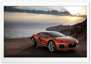 Audi Nanuk Quattro Concept HD Wide Wallpaper for Widescreen