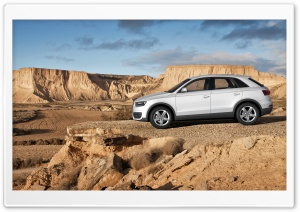 Audi Q3 HD Wide Wallpaper for Widescreen