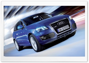 Audi Q5 3.0 TDI Quattro Car 14 HD Wide Wallpaper for 4K UHD Widescreen desktop & smartphone