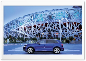 Audi Q5 3.0 TDI Quattro Car 16 Ultra HD Wallpaper for 4K UHD Widescreen desktop, tablet & smartphone