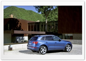 Audi Q5 3.0 TDI Quattro Car 17 HD Wide Wallpaper for Widescreen