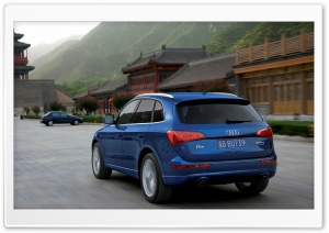 Audi Q5 3.0 TDI Quattro Car 2 HD Wide Wallpaper for Widescreen