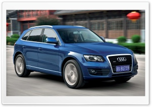Audi Q5 3.0 TDI Quattro Car 3 HD Wide Wallpaper for 4K UHD Widescreen desktop & smartphone