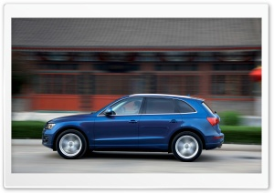 Audi Q5 3.0 TDI Quattro Car 4 HD Wide Wallpaper for 4K UHD Widescreen desktop & smartphone