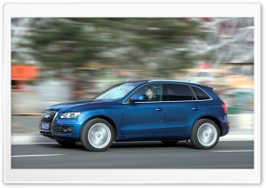 Audi Q5 3.0 TDI Quattro Car 5 HD Wide Wallpaper for 4K UHD Widescreen desktop & smartphone