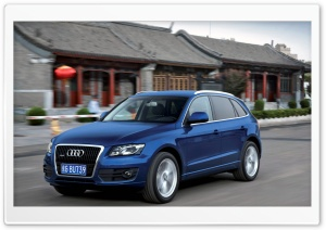Audi Q5 3.0 TDI Quattro Car 6 HD Wide Wallpaper for Widescreen