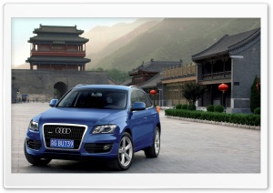 Audi Q5 3.0 TDI Quattro Car 8 HD Wide Wallpaper for Widescreen