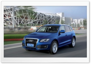 Audi Q5 3.0 TDI Quattro Car 9 HD Wide Wallpaper for Widescreen
